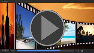 reklama video